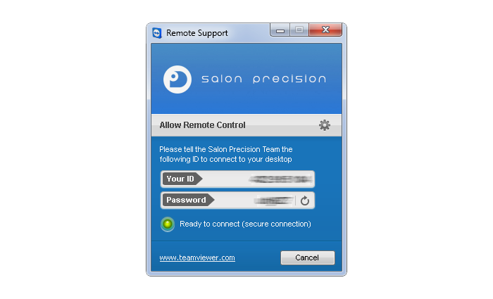 Salon Software - Salon Precision